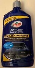 Turtle Wax ICE Premium Car Care Speed Compound