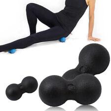 Duo-Ball 8cm Faszienball Rolle Doppelball Massageball Fitness Selbstmassage Ball