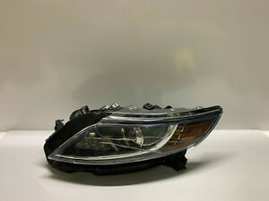 13-16 LINCOLN MKS LEFT DRIVER SIDE HEADLIGHT LAMP ''SEE PHOTOS'' USED OEM
