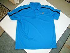 Brunswick Zone 800 Series Polo Shirt Blue Size 2XL