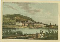 Alte Ansichtskarte Postkarte Alt-Dresden Schloß Pillnitz farbig