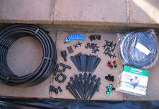 Irrigation Dripper Kit complete with Digital Tap Timer 30-50 pots