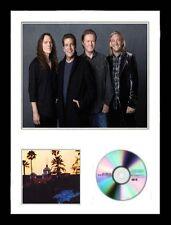 Eagles / Limited Edition / Framed / Photo & CD Presentation / Hotel California
