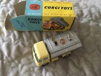 Corgi 460 ERF Cement Truck In Its Original Box - Xcellent Condition