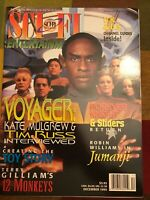 Vintage 1995 Sci Fi Entertainment Magazine Back Issue December 1995