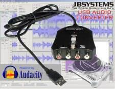 Audiophony Convertisseur audio analogique/digital usb