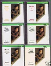 HOMERO FRANCESCH BOX SET 5 CDS COMPLETE PIANO SONATAS KONTRAPUNKT