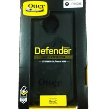 OtterBox DEFENDER SERIES Case for Moto Z2 Force Edition - BLACK