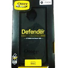 OtterBox DEFENDER SERIES Case Belt Clip for Moto Z2 Force Edition BLACK NEW