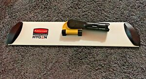 "Rubbermaid Q560 Commercial Hygen 17"" Quick Connect Frame/Wet/Dry Mop"