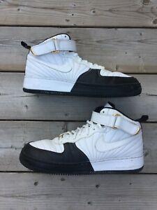 RARE 2008 Nike Air Jordan 12 Taxi Air Force 1 Size 11.5