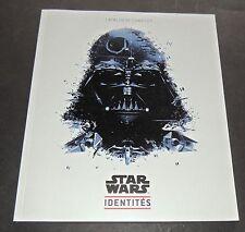 Catálogo Star Wars Identités. 2012. Nuevo