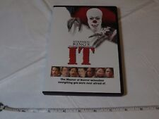 Stephen King's It DVD Horror clown John Ritter Pennywise movie 1990 Curry Harry