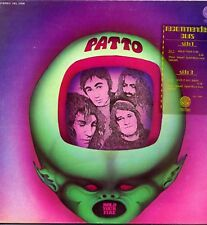 """PATTO """"HOLD YOUR FIRE"""" ORIG US PROG LP SWIRL LBL VG++/EX"""
