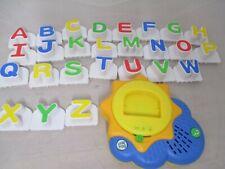 Leap Frog Fridge Phonics Alphabet Magnetic Letters Sunshine Sun Sound Music