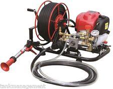 Rapid Spray spot garden weed sprayer spray Rapid Commando Pump, motor & reel kit