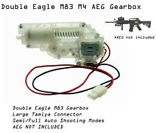 DE Double Eagle M83A2 M83 Replacement Gearbox for Airsoft AEG m4/m16 Rifle