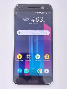 HTC 10 - 32GB - Silver (Sprint) *Check IMEI* *For Parts*