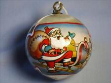 Vintage 1983 Rauch Satin Sheen Christmas Ornament - great condition