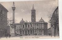 BF32418 roma basilica di s maria maggiore  italy  front/back image