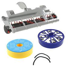 Pre & Post Motor Filtro Hepa Sello Kit Suela Cepillo Giratorio Para Dyson dc07 vacío