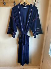 Vintage 70's Christian Dior Monsieur Robe One Small Flaw As Shown In Pics