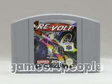 Re-VOLT per il Nintendo 64/n64 (Revolt)