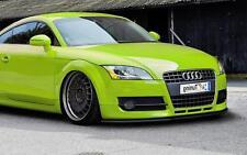 FRONT SPOILER Cup spada da ABS per Audi TT 8j dal anno 2006 -