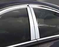 Chrome B Pillar Molding Garnish Trim Trim 4p For 2010 Renault Fluence SM3