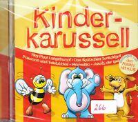 Kinder Karussell + CD + 20 Party Lieder für Kids + Funny Hit Kids + Kindergarten