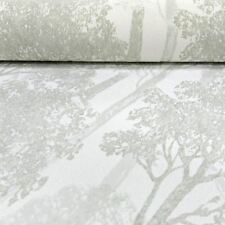 Erismann Countryside Forest Pattern Wallpaper Trees Wood Motif Textured Glitter
