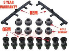 Fuel Injector Seal Nozzle Holder Air Vacuum Hose Kit For Mercedes Benz R107 W126