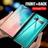 Hydrogel Film Full Cover Matte Screen Protector For Samsung Note 10 Plus S9 S10+