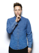 A3 SIZE - OLLY MURS 2 English Singer , ACTOR GIFT / WALL DECOR ART PRINT POSTER