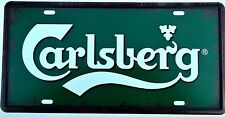CARLSBERG RETRO METAL TIN SIGNS vintage cafe pub bar garage