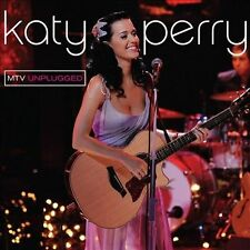 MTV Unplugged by Katy Perry (CD, Nov-2009, 2 Discs, Capitol) dvd