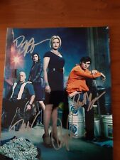 Breaking Bad Cast Signed