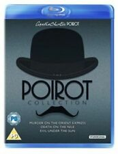 Poirot Blu-ray Boxset (Murder On The Orient Express / Death On The Nile / Evil U