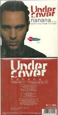 CD 2 TITRES - UNDERCOVER : NANANA / CD 2 TRACKS UNDER COVER