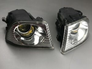 Toyota Altezza LEXUS IS200 JDM RS200 SXE10 Genuine  Yellow Fog lights