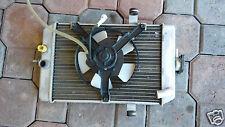 2003 Yamaha Raptor 660R radiator and fan blower                               FS