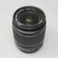 Canon EF-S 18-55mm f/3.5-5.6 IS II Lens - READ DESCRIPTION