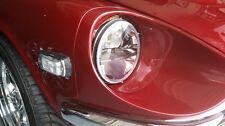 Datsun 240Z 260Z 280Z 70-78 LED Headlight Bulb Conversion NEW Direct Fit H4 WOW!