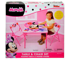 Mickey Mouse Disney Junior Minnie Mouse Bowtique Pink Table and Chair Set (3pc S