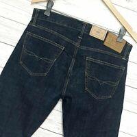⭐ Mens Polo Ralph Lauren Sullivan slim stretch dark denim Jeans size W30 L32