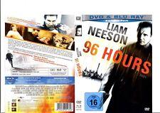 96 Hours (Liam Neeson) / DVD + Blu-Ray #19240