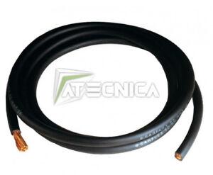 Kabel Einpoliges Kupfer 16 MM ² Beschichtet Gummi Soft Flessibile Schweißen