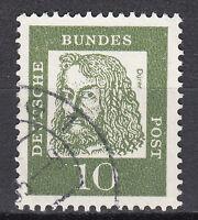 BRD 1961 Mi. Nr. 350 Fl. P. Gestempelt LUXUS!!!