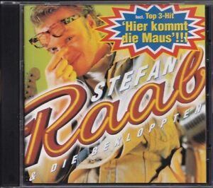 STEFAN RAAB & DIE BEKLOPPTEN / STEFAN RAAB & DIE BEKLOPPTEN * CD 1996 * NEU *