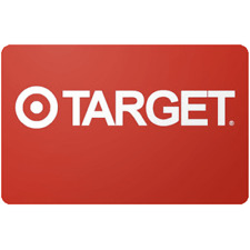 Target Gift Card $200 Value, Only $190.00! Free Shipping!